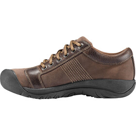 Keen Austin Shoes Herr chocolate brown